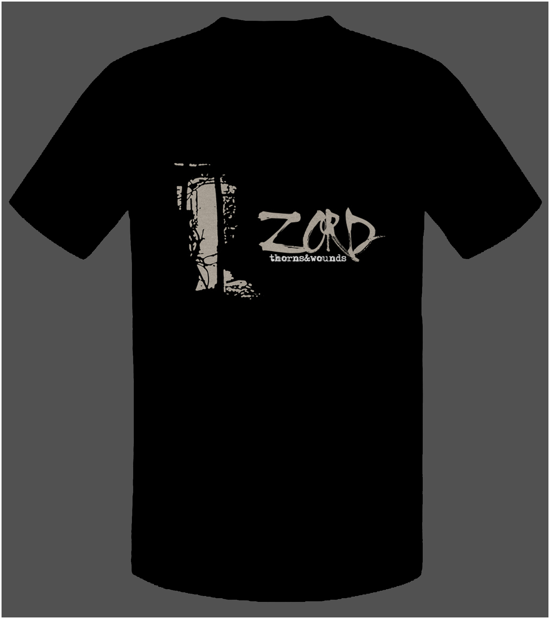 Zord - T-shirt - 2013 - front